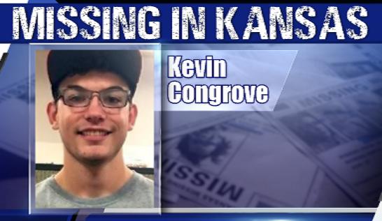 Missing in Kansas: Kevin Congrove - KTEN com - Texoma news
