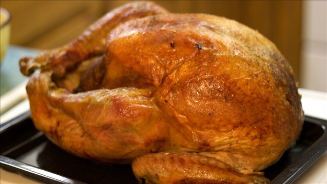 how to cook a turkey in the microwave