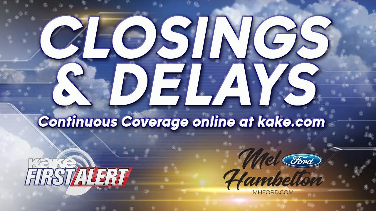 Wichita Kansas News Weather Sports Closings Delays