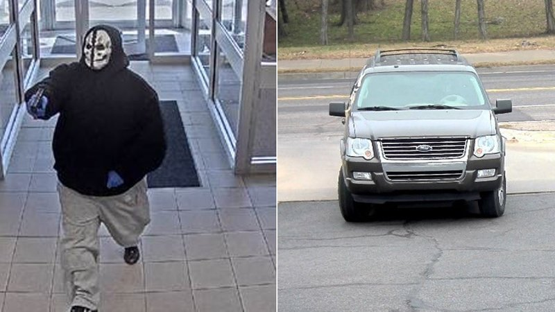 Police search for man who robbed Wichita bank - KTEN com