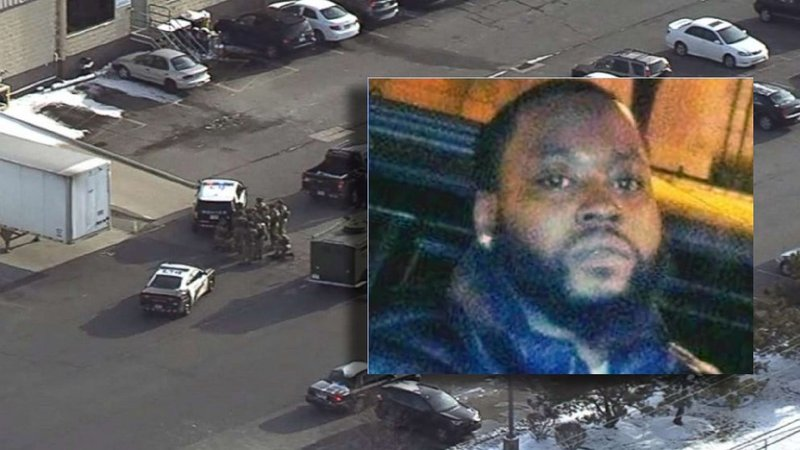 Suspect who allegedly took 2 women hostage at UPS facility in Ne