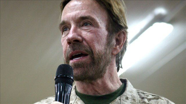 Chuck Norris to host 5...