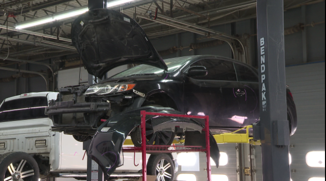 Local Body Shops >> Flipboard Local Auto Body Shops See Increase In Weather