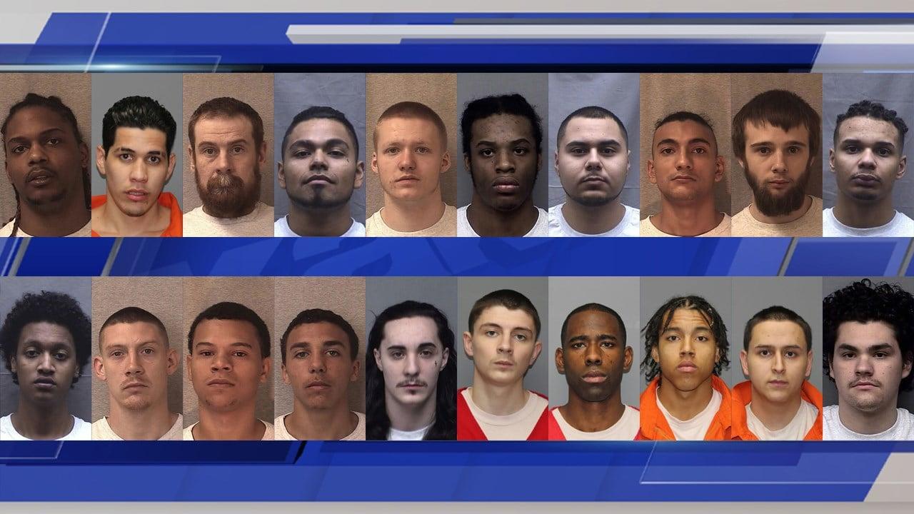20 Inmates Charged In Kansas Prison Riot