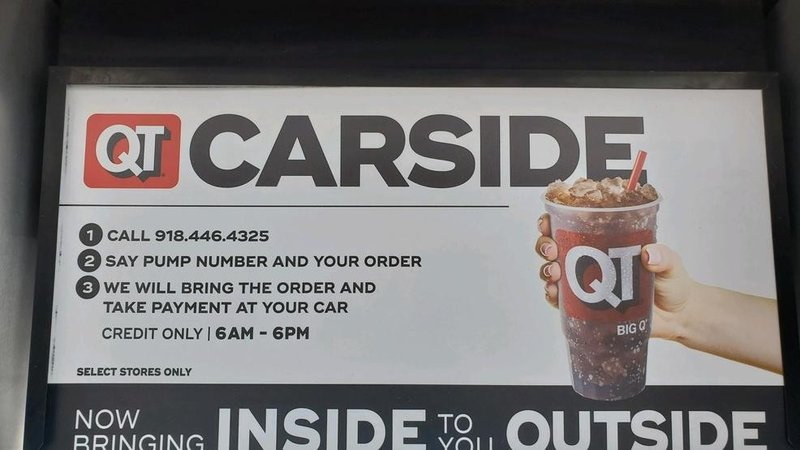 QuikTrip testing out carside delivery in Wichita, Tulsa