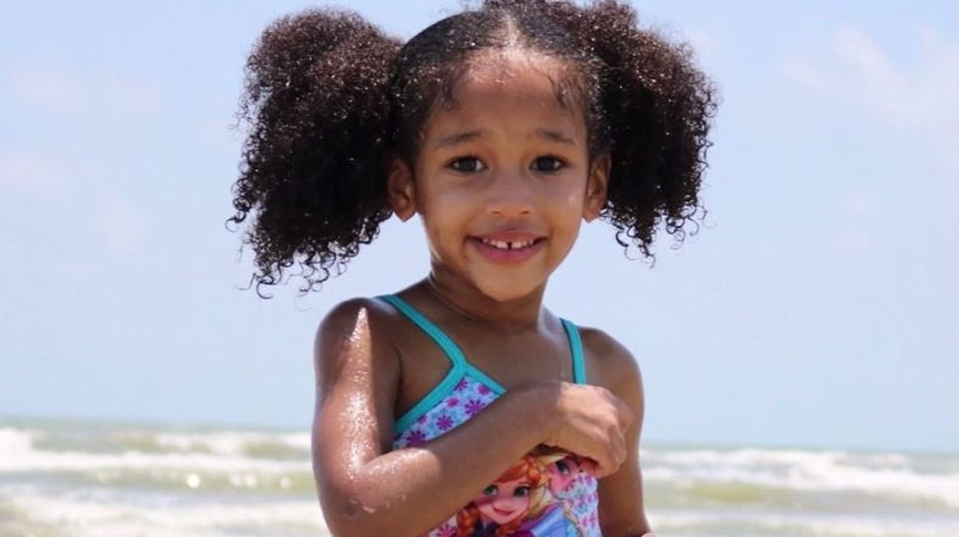 Amber Alert issued for 4-year-old Texas girl after stepfather cl