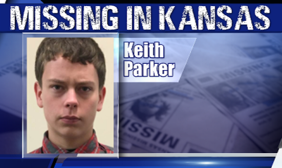 MISSING IN KANSAS: Keith Parker