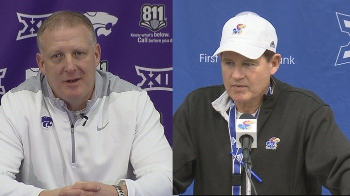 K-State and KU picked at the bottom of the Big 12 in media prese