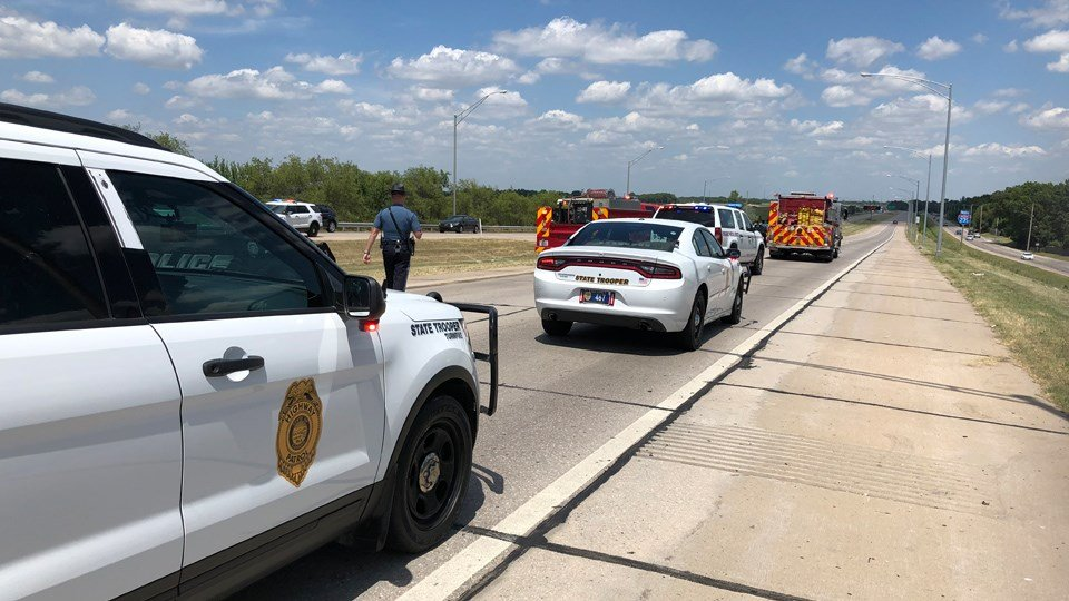 KHP Identifies 3 killed in crash on I-70 in Kansas