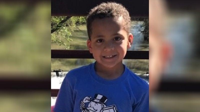 Missing Hays 7-year-old found safe