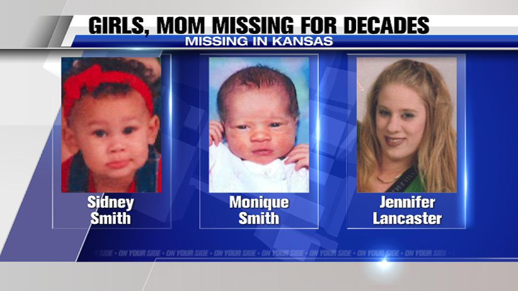 MISSING IN KANSAS: Topeka mom, 2 infant girls gone for