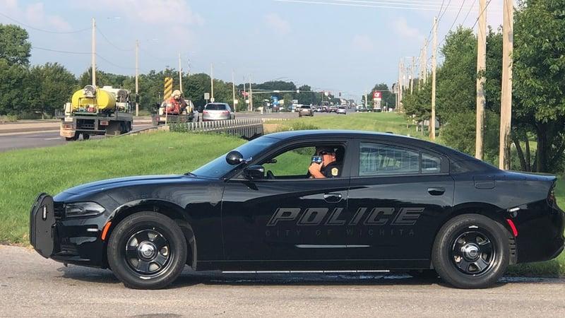 Police issue 45 speeding tickets in 2 hours in west Wichita