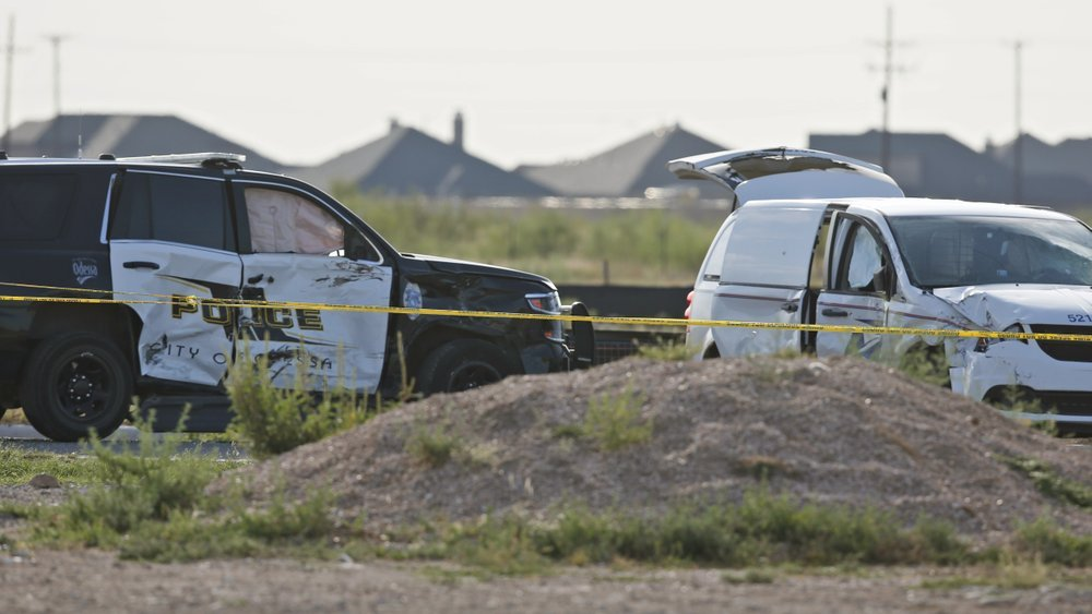 Police: Gunman fired from job before West Texas mass shooting
