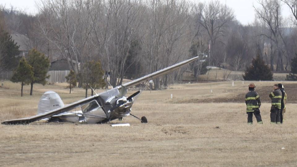 Plane Crashes In Valley Center Kake