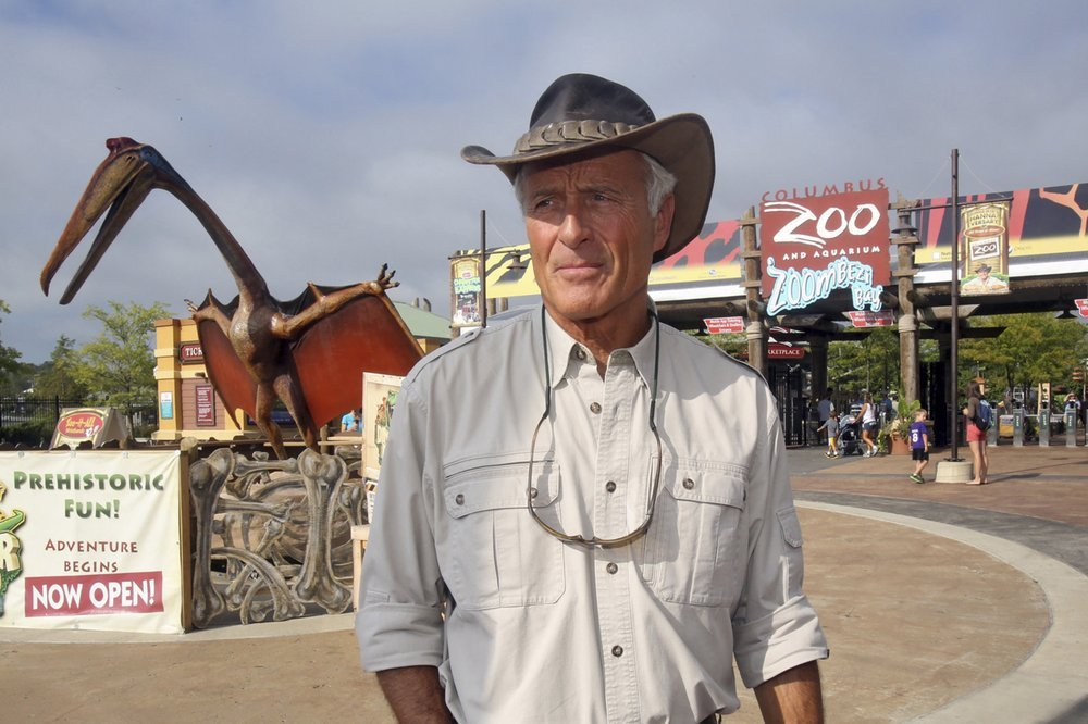 Celebrity zookeeper Jack Hanna diagnosed with dementia - KAKE